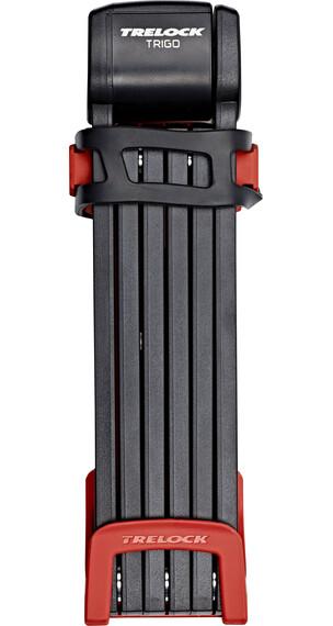 Trelock FS 300/100 Trigo Cykellås röd